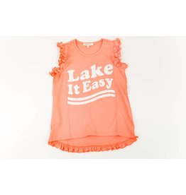 Paper Flower Lake It Easy Shirt