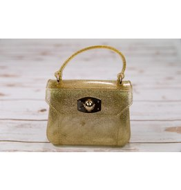 Doe A Dear Top Handle Jelly Purse