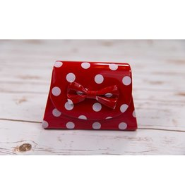 Doe A Dear Polka Dot Purse