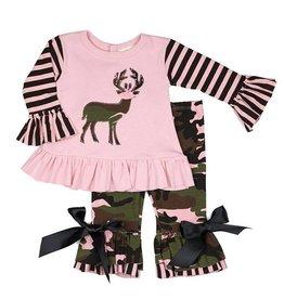 Haute Baby Daddy's Little Deer Set