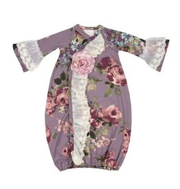 Haute Baby Sugar Plum Gown