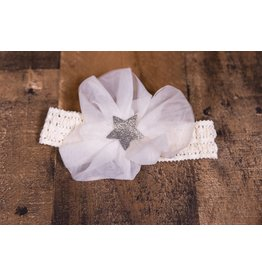 Mae Li Rose Star Elastic Headband