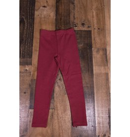 Mae Li Rose Rust Leggings
