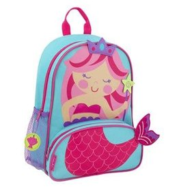 stephen joseph Mermaid Sidekick Backpack