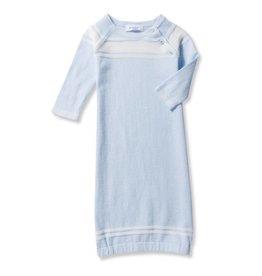 Angel Dear Blue Knit Gown