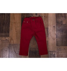 Bit'z Kids Red Stretch Jeans