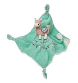 Mary Meyer Lilly Llama Character Blanket