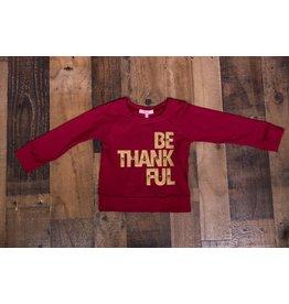 Haven Girl Thankful Sweatshirt
