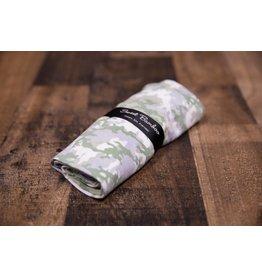 Sweet Bamboo Camo Swaddle Blanket