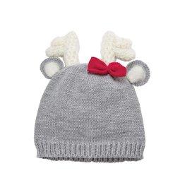 Mud Pie Deer Knitted Hat