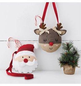 Mud Pie Christmas Character Purses