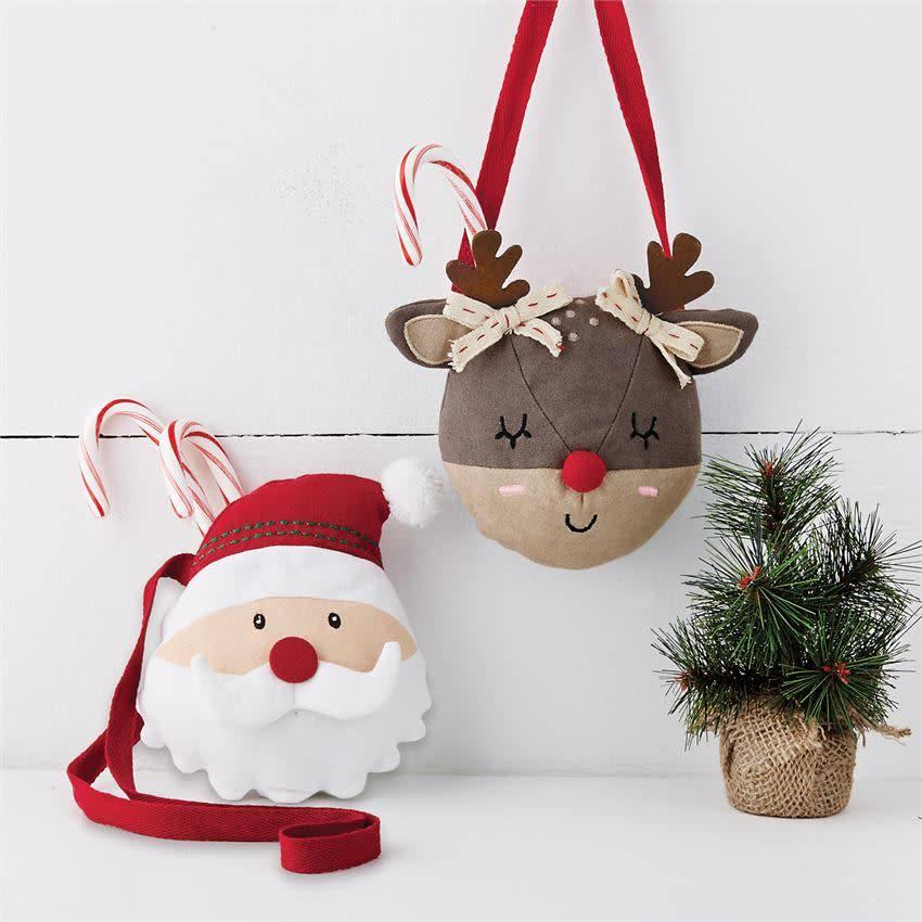 mud pie christmas character purses peek a bootique - Mud Pie Christmas