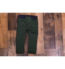 Noruk Olive Green Pants