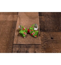 Wee Ones Mini Holiday Print Bows