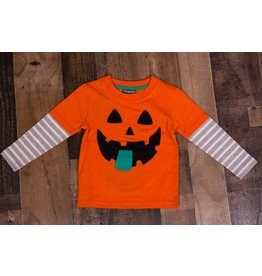 CR Sports Green Tongue Jack O Lantern Tee