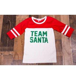 Haven Girl Team Santa Tee