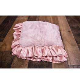 Cuddle Couture Rosewater Blanket