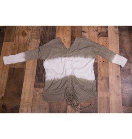 Vintage Havana Tie Dye Ribbed Shirt