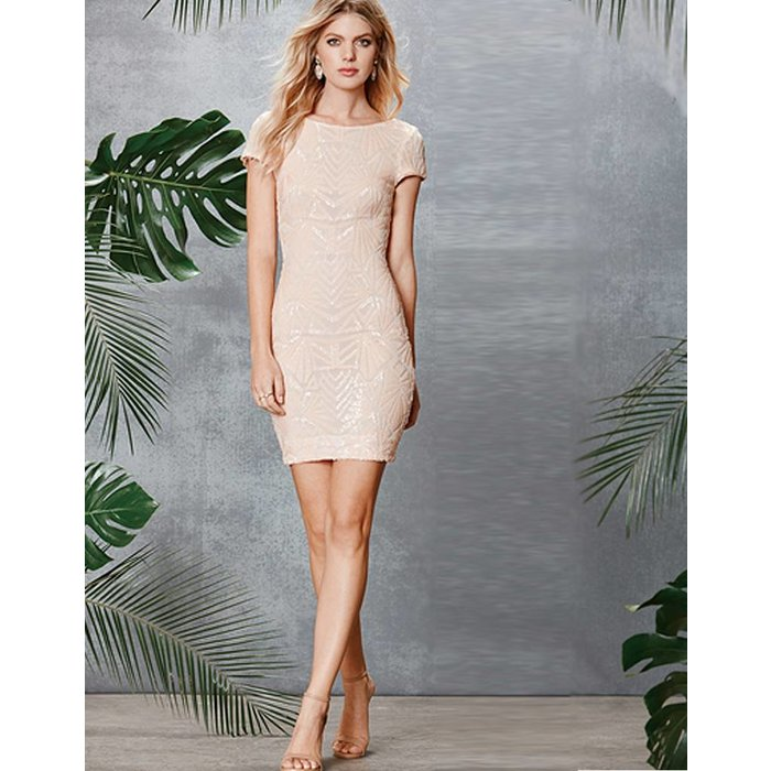Dress the Population Tabitha Sequin Dress