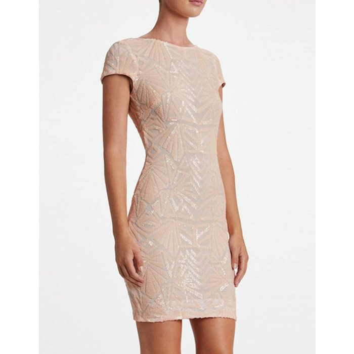 Dress the Population Tabitha Sequin Dress