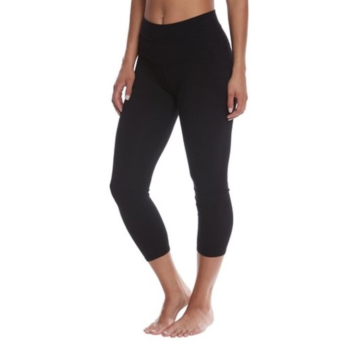 Hard Tail High Rise Capri Legging