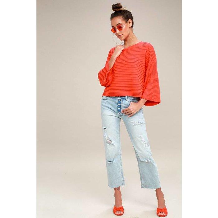 Claudel Wide Sleeve Sweater