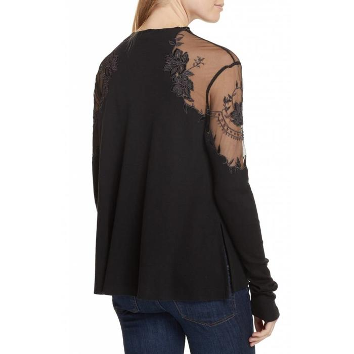 Daniella Lace Top