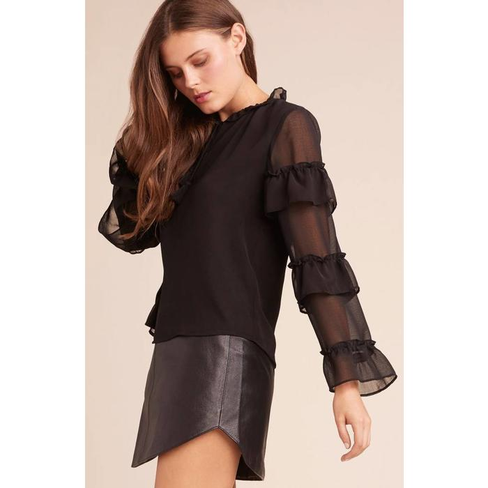True Romance Ruffle Blouse