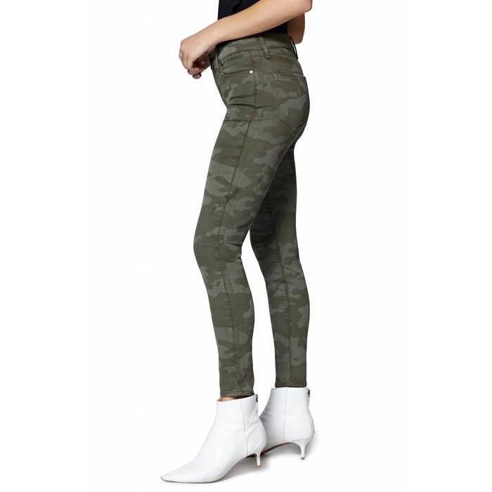 Camo Ankle Skinny Jean