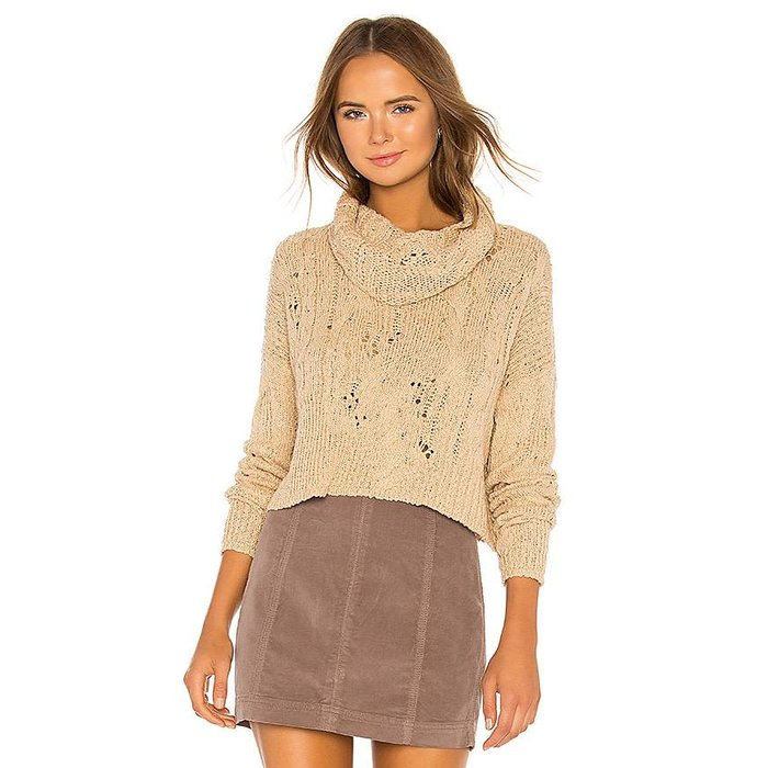 Shades Of Dawn Pullover