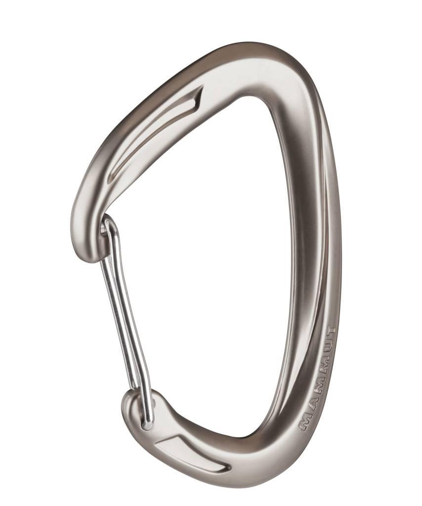 Mammut Crag Wire Gate Carabiner