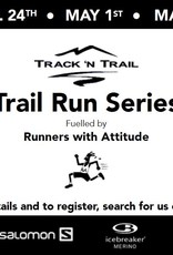 Track 'N Trail Trail Race Series (3 races)