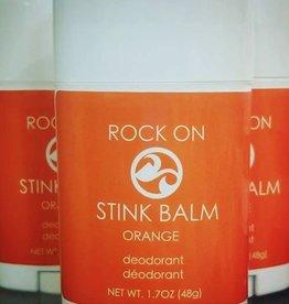Rock On Clay Stink Balm Deodorant