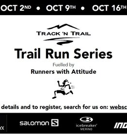 Track 'N Trail Trail Race Series (3 races)