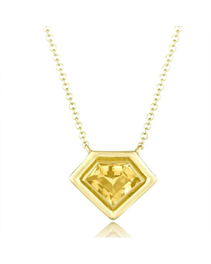 Julie Lamb Super Polished Pendent