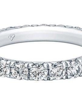 Kimberly Diamond Company Diamond Eternity Wedding Band