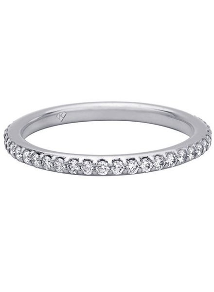 Kimberly Diamond Company Prong Set diamond Stack band
