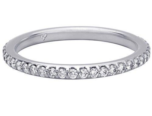 Kimberly Diamond Company Prong Set diamond Stack band