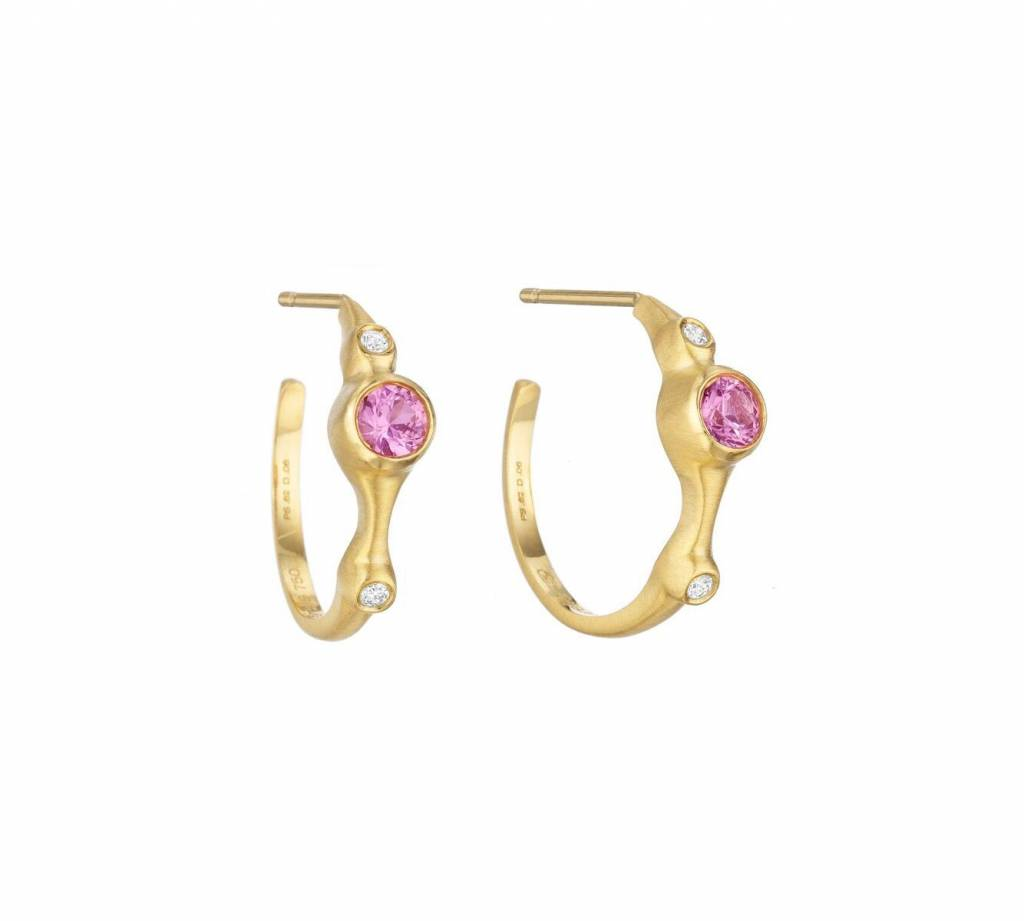 necklace diamond pink sapphire and two tennis product gold boca tone raton