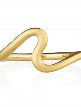 Carelle Brushstroke N 1 Ring