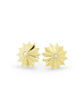 Katherin and Josephine Ray Star Earrings