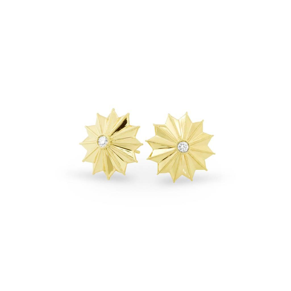 Ray Star Earrings