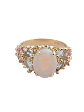 Fire & Forge Ruta Reifen Sweet Thing Opal Ring
