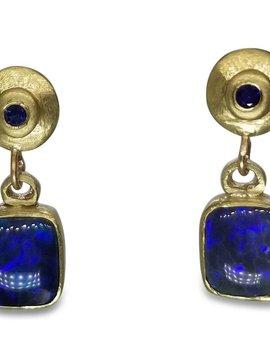 Fire & Forge Judi Powers Kappor Earrings