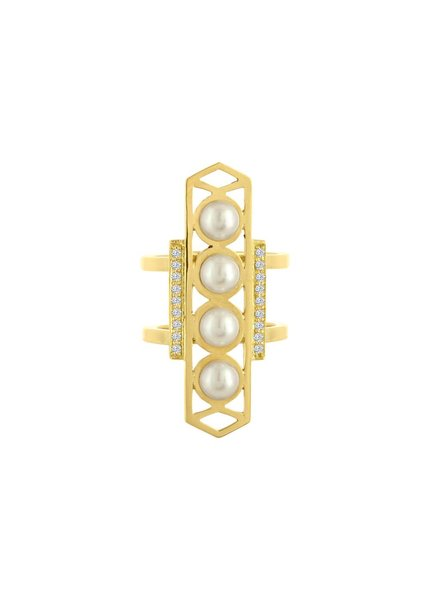 Amy Glaswand Cosmo Ring