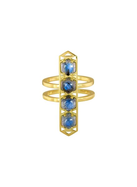 Amy Glaswand Stretto Ring
