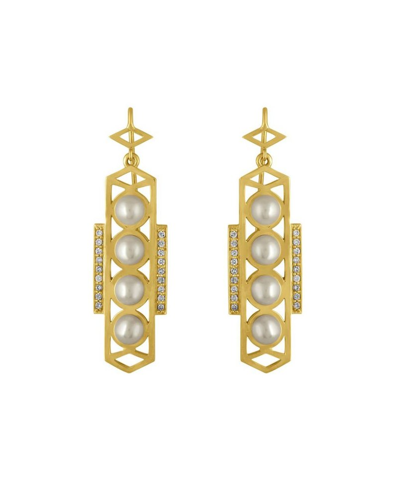 Amy Glaswand Cosmo Earrings
