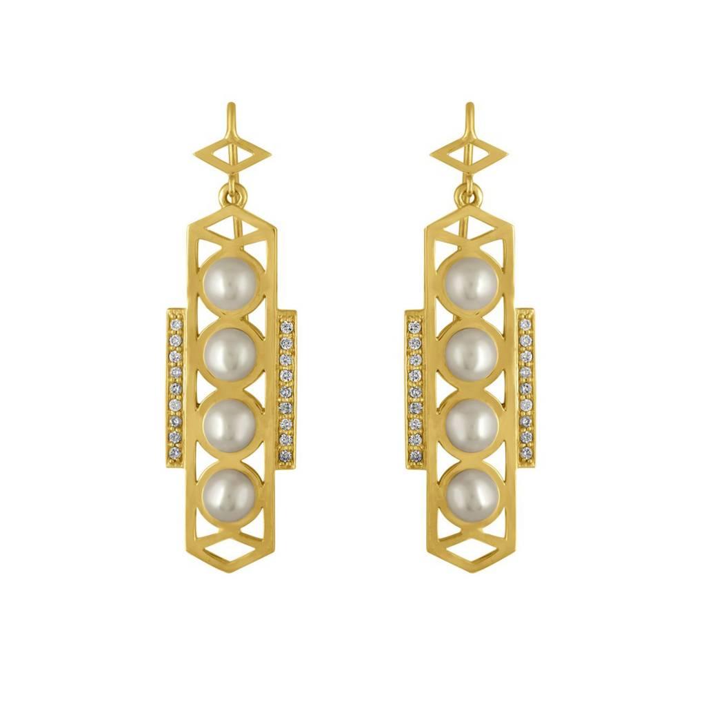 Amy Glaswand Cosmo Earrings
