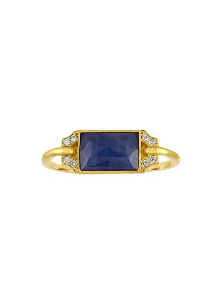 Amy Glaswand Petit Edge Ring