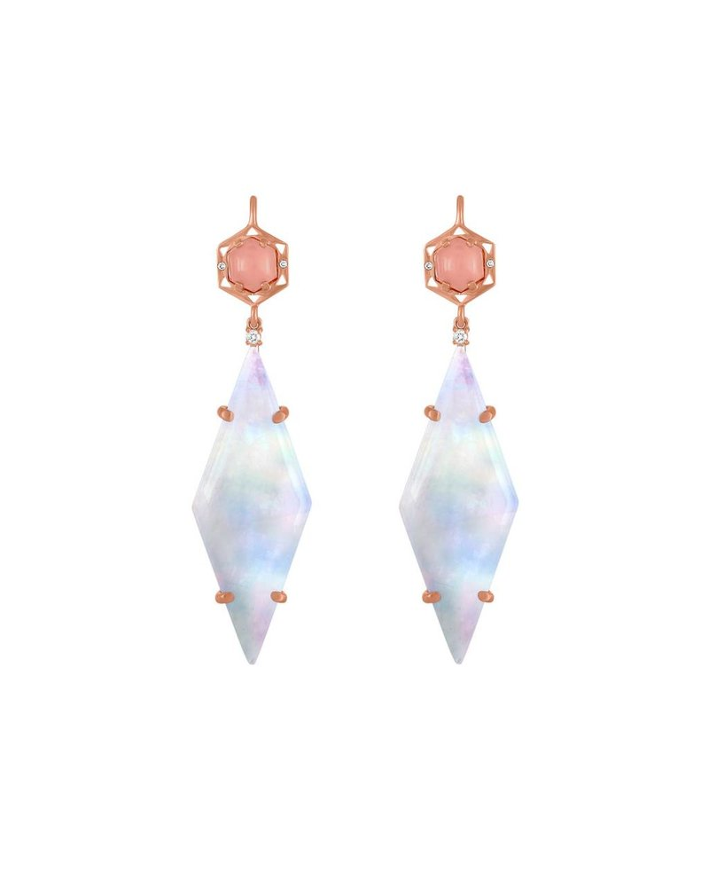 Amy Glaswand Stretto Geo Earring